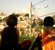 Favela Boys by Daniel Neuhaus