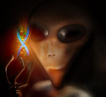 Alien Genetix by mdkgraphics