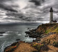 Pigeon Point Lighthouse by Ben Pacificar