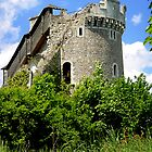 Château de Robert-le-Diable  *Robert the Devil's Chateau* by triciamary