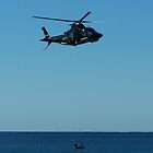 Navy Rescue Training by jermesky