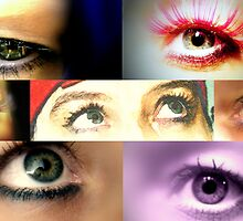 My Eyes Collage by down23
