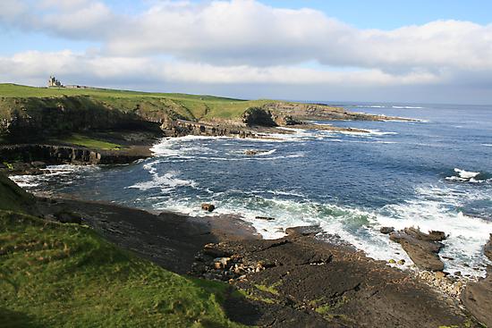 Mullaghmore coastline by John Quinn