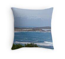 (26)-Headland View-(2) Throw Pillow