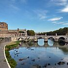 Castel Sant'Angelo, Rome by Jorge's Photography