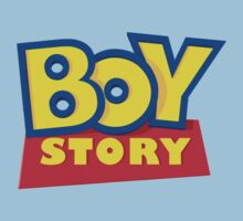 Boy Story by Brother Adam