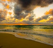 Cayman Sunset by Bruce Taylor