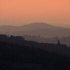 Smoky Sunset by ffotoCymru