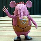 Major Clanger by Rob Mitchell