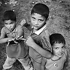 faraway boys by monkeycrumpet