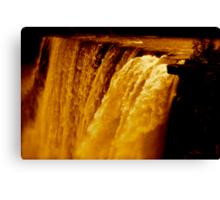 Kaieteur waterfall Canvas Print