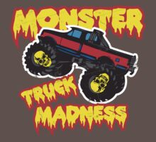 Monster Truck Madness by huliodoyle