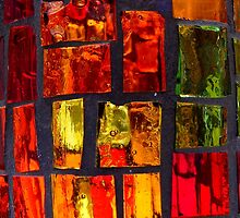 Light through glass on glass by stiglinc