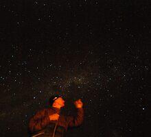 Portait to the stars by Cherax