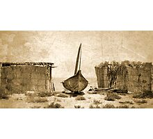 Traditional Boat Photographic Print