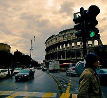 green light by Bence Kiss