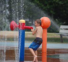Water Fun! by Tapuma