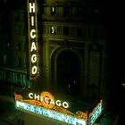 The Chicago Theater by Elaine Li