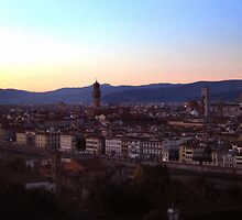 Firenze by Hallie Duesenberg