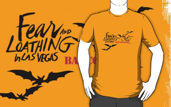FEAR AND LOATHING IN LAS VEGAS TSHIRT by loganhille