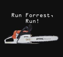 Run Forrest, Run! by agbrooks89