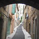 Passing through Pezenas by Crystallographix