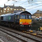 DRS 66 Carnforth by waldie