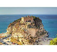 Sanctuary of Santa Maria dell'Isola Photographic Print