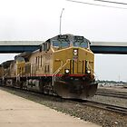 Union Pacific Cheyenne by waldie