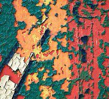 A perfect coloured dream by Etienne RUGGERI Artwork eRAW