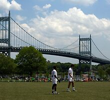 Triborough Bridge-Randall's Island by jeffrae