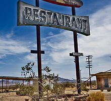 Road Runner Resturant by photosbyflood