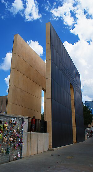 National OKC Memorial by chaoguanlee