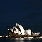 Sydney Opera House by dan87