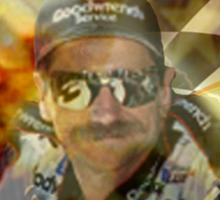 Dale Earnhardt Senior Sticker