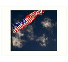 Flag III Art Print