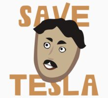 Save Tesla by teaberryblue