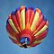 High flying balloon, turning up the burn! by Linda Jackson