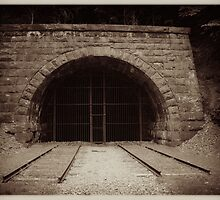 Bow Ridge Tunnel. by LocustFurnace