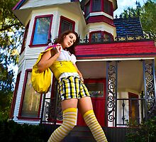 Alice In Suburbanland by Neil Photograph