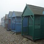 Beach Huts by Art Hut