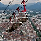 """Les Bulles"" Grenoble , France by AniaR"