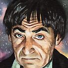 Doctor Who: Patrick Troughton by marksatchwillart