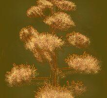 'Botanical Edges 11' by DLUhlinger