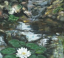 THE POND by Marla Brate