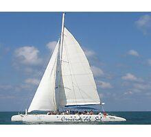Catamaran Dreams Photographic Print