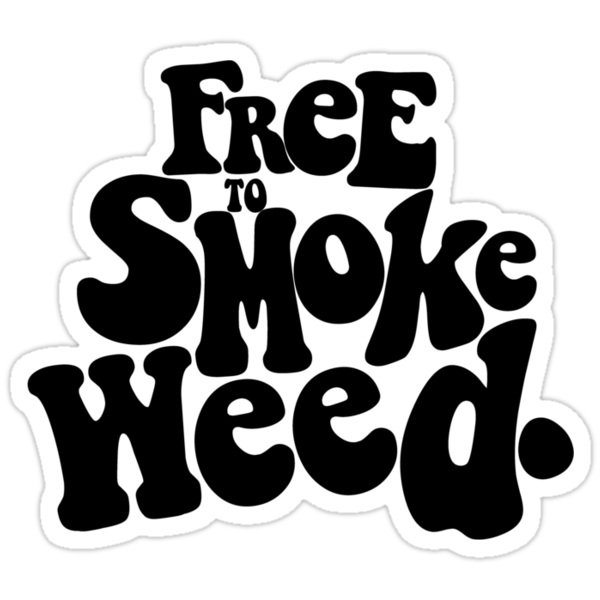 free to smoke weed by redlight