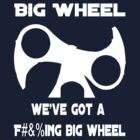 Big Wheel by David Cumming