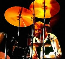 Mick Fleetwood by Chet  King