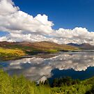 Loch Carron in Springtime. Highlands of Scotland. by photosecosse /barbara jones